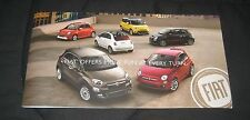 2015-16 FIAT USA Brochure advertising 2016 Fiat 500X