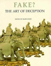 Fake? The Art of Deception-ExLibrary