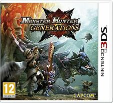 Monster Hunter Generations [UK Import] Nintendo 3DS IT IMPORT CAPCOM