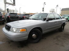 Ford: Crown Victoria P71 Police