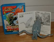 2004 IWAKURA Godzilla Collection GEZORA Diorama Mini HG Figure Gashapon TOHO