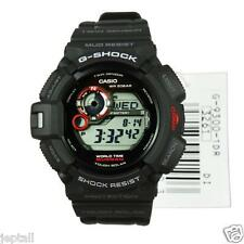 Casio G Shock G9300-1 Black Mudman Tough Solar Digital Mens Watch New Jeptall