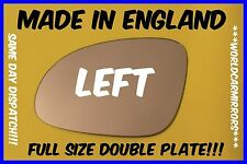 VW SHARAN 2004-2010 WING MIRROR GLASS LEFT HAND SIDE