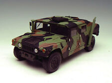 1/18 EXOTO Hummer US Military HUMVEE Commend General AM CamouflageGreen TDT01801