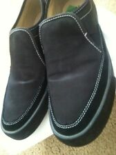 FOSSIL mens slip on boat shoes 10.5 excellent condition