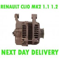 RENAULT CLIO MK2 1.1 1.2 1998 1999 2000 2001 2002 2003 2004   on RMFD ALTERNATOR
