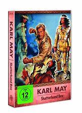 KARL MAY-SHATTERHAND BOX (OLD SHATTERHAND/...IM TAL DER TOTEN)  2 DVD  NEU