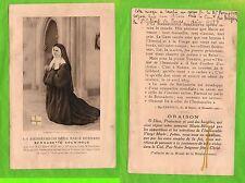Reliquia – Reliquiario – Santino - Santa Maria Bernarda Soubirous – Lourdes