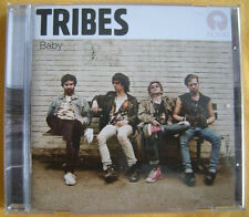 TRIBES, BABY, 11 TRACK CD ALBUM FROM 2012, (MINT)