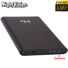 TOp 1080P HD Spy DVR Hidden Night Vision Camera Power Bank Video Recorder DV Cam