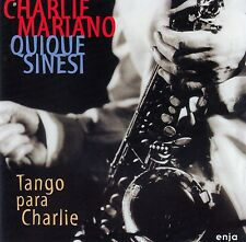 CHARLIE MARIANO & QUIQUE SINESI : TANGO PARA CHARLIE / CD (ENJA RECORDS 2001)