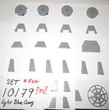 10179 lego  Blue Grey Wedge Plate Star Wars 6222 4285 32059 41769 51739 90194