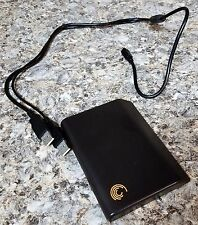 SEAGATE FreeAgent 9NN2A3-500 Go Portable External HARD DRIVE 120GB
