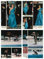 Princess Diana - magazine articles & clippings collection - Hola 1983 -1985