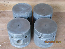 NOS 1932-1936 Ford Flathead Pistons 85 HP  D2-E2  fomoco 40-6110 0.030 O.S.