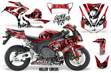AMR Racing Graphic Kit Wrap Part Honda CBR1000 RR Street Bike 2006-2007 CIRCUS R