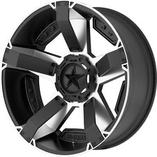 20 inch Black Machined Wheels Rims Dodge RAM 1500 Truck Dakota Durango 5x5.5 XD