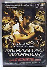 merantau warrior ntsc import dvd