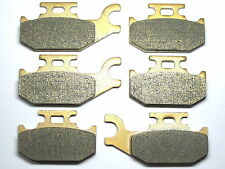 Front Rear Brake Pads For Can-am Outlander 650 XT 4X4 2011 Can am BRAKES SET RE
