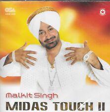 HAYAT SINGH - MIDAS TOUCH 2 - NUOVO BHANGRA CD