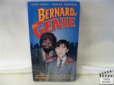 Bernard and the Genie VHS Lenny Henry, Rowan Atkinson