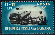 Romania Aviation Aicrafts stamp 1948 MNH