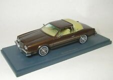 BUICK Rivera (brown metallic/beige) 1982