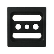 New Universal Telescope Small Dovetail mounting plate for Equatorial Tripod 40mm