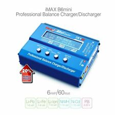 SKYRC IMAX B6 Mini 60W Professional Balance Charger/Discharger for RC Helicopter