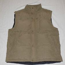 Timberland Mens Goose down Jacket Vest Gilet Size L
