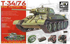 1/35 AFV Club T-34/76 1942 Factory 112 #35143