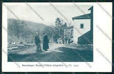 Pistoia Boscolungo Abetone cartolina QQ1391