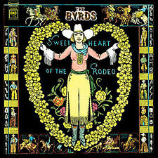 Byrds Sweetheart Of The Rodeo vinyl LP NEW sealed