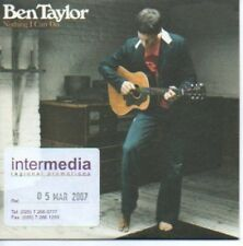 (832F) Ben Taylor, Nothing I Can Do - DJ CD