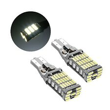 2 Pcs T10 Led Bulb Super Bright 1000Lm 6000K Led Canbus Error Free 912 921 T1...