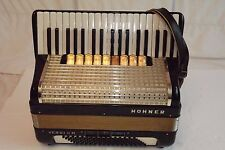 Piano accordion akkordeon HOHNER VERDI II M  96 bass