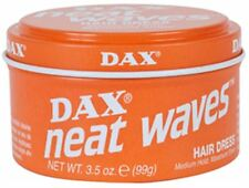Dax Neat Waves Hair Dress 3.5 oz (Pack of 2)