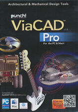 Punch ViaCAD PRO v7.0 - Professional CAD Software for PC & Mac Version 7 - NEW