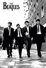 The Beatles in London Large Poster. NEW. Lennon, McCartney, Ringo. Fab Four
