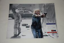 EMILY KINNEY SIGNED AUTOGRAPHED 11x14 PHOTO PSA/DNA AA87796 walking dead