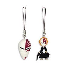 Bleach Ichibankuji E Prize Cell Phone Strap Ichigo NEW