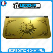 Coque New 3DS XL Zelda Majora mask Limited Edition Case Full Housing Shell neuve