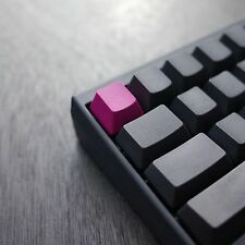 New Custom Artisan Happy Hacking Keyboard HHKB Topre Pink Fuchsia Escape Key PBT