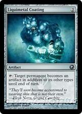 LIQUIMETAL COATING Scars of Mirrodin MTG Artifact Unc