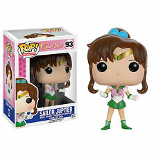 Funko Sailor Moon POP Sailor Jupiter Vinyl Figure NEW Toys Anime Collectibles