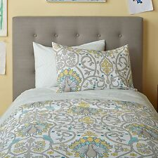 CLEARANCE NIP Dwell Studio Victoria Citrine Twin Duvet & Sham Set $156