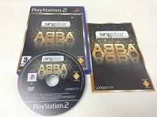 SINGSTAR ABBA . Pal España ... Envio Certificado ... Paypal