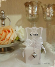 10-pc Regali Matrimonio, Give aways, Segnaposti, Sposa, Celebrare fisso