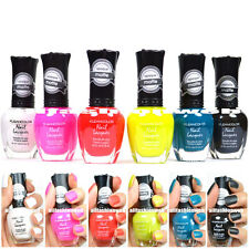 "Kleancolor Nail Polish NEW & HOT ""MATTE COLLECTION"" Lot of 6 Colors! Lacquer"