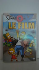 DVD LES SIMPSONS LE FILM DUREE 1H23 FRANCAIS ANGLAIS